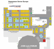 HAPPYWARE beim Cloudfest 2018