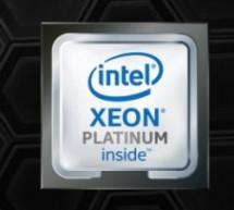 Intel® Xeon® Platinum Prozessoren