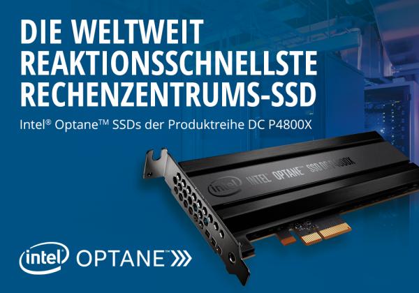 NVMe SSDs – Maximieren Sie die Effizienz Ihres Rechenzentrums