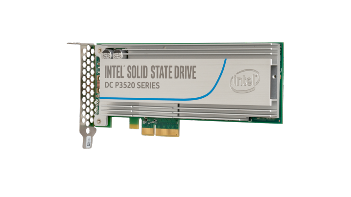Intel Datacenter SSDs: Wir zeigen die neue Mainstream-Serie P3520