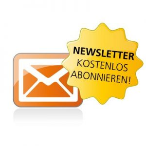Newsletter Anmeldebutton