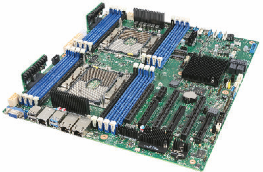 Intel® Server Boards - The new Intel® Server Board S2600 Family