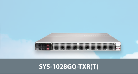 High Performance Computing - Server from Supermicro
