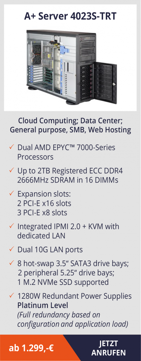 AMD EPYC Server – leistungsstarke Systeme, die Kosten senken  AMD EPYC Server – leistungsstarke Systeme, die Kosten senken  AMD EPYC Server – leistungsstarke Systeme, die Kosten senken  AMD EPYC Server – leistungsstarke Systeme, die Kosten senken  AMD EPYC Server – leistungsstarke Systeme, die Kosten senken  AMD EPYC Server – leistungsstarke Systeme, die Kosten senken  AMD EPYC Server – leistungsstarke Systeme, die Kosten senken