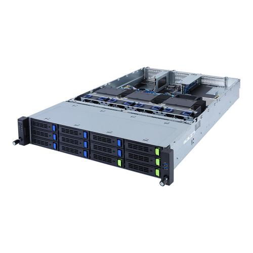 Gigabyte R282-G30 2U Rack DP Server 12Bay GPU NVMe