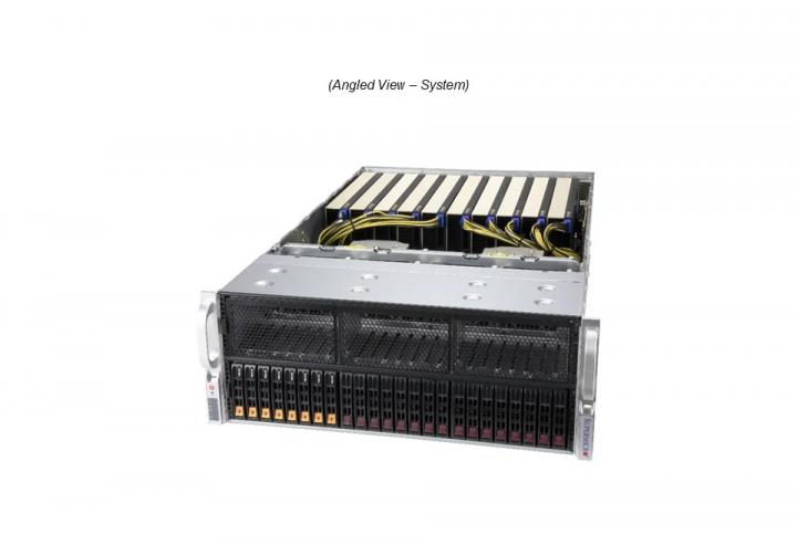 Supermicro SuperServer SYS-420GP-TNR 4U Rackmount
