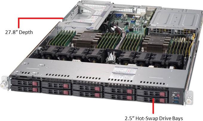 SYS-1029U-E1CRTP2 Server