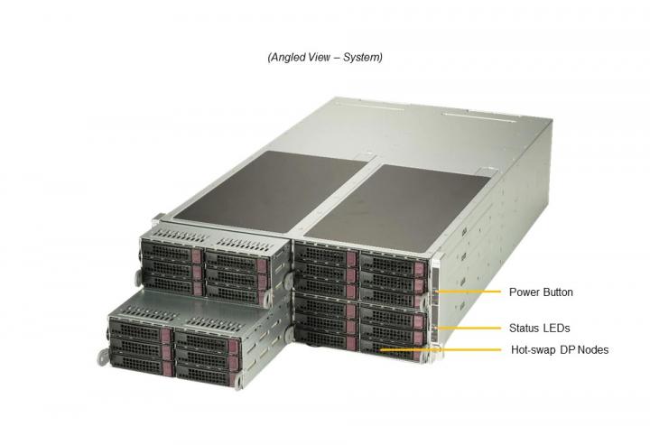 Supermicro SYS-F629P3-RC0B Server