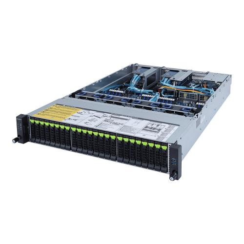 Gigabyte R282-Z94 2-x-2.5 SATA SAS Hot-Swap HDD