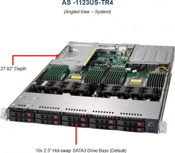AS-1123US-TR4 Server