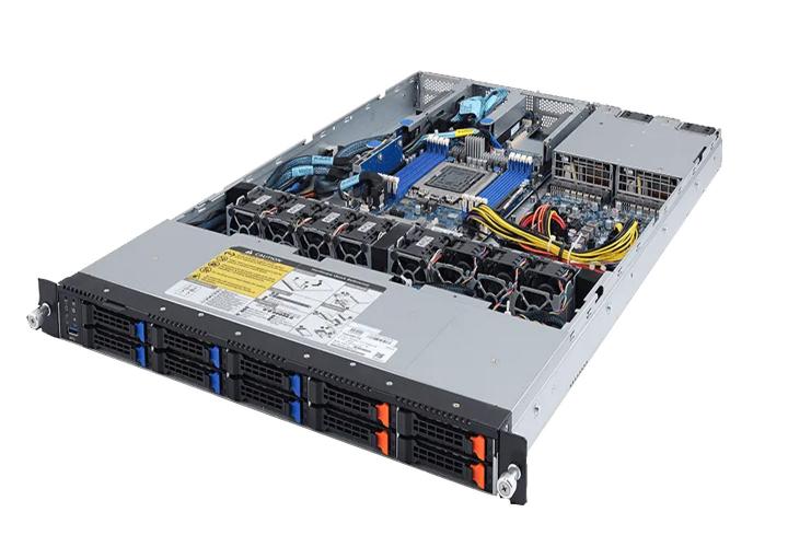 Gigabyte R162-Z11 1U Rack Single AMD EPYC 7002