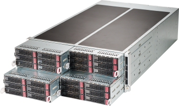 Supermicro Server FatTwin
