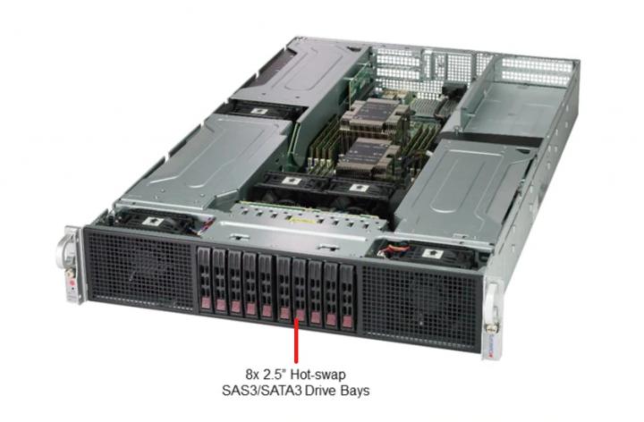 SYS-2029GP-TR Server