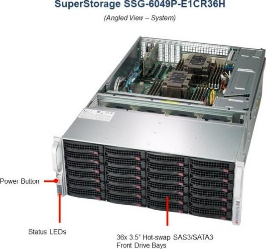 SSG-6049P-E1CR36H Server
