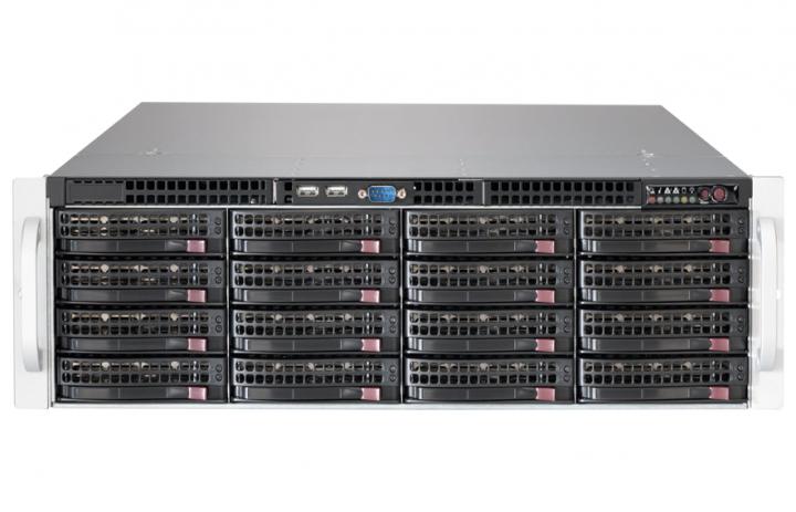 Supermicro CSE-836BE2C-R1K03JBOD 3U Storage