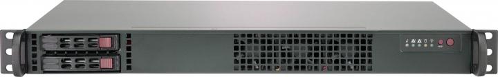 Supermicro SYS-1019C-HTN2 1HE Xeon Server, kurz