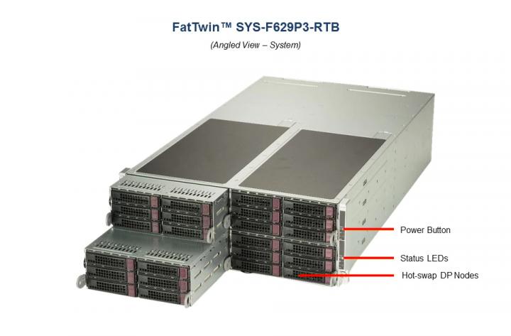 SYS-F629P3-RTB Server