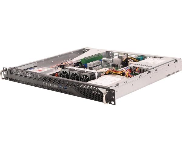Asrock 1U2LW-X470 1HE Rack AMD Ryzen Server, AM4