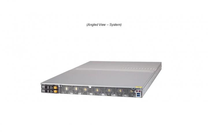 Supermicro SYS-120GQ-TNRT 1U Rack 16x DIMM slots