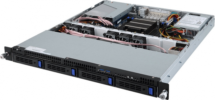 Gigabyte R120-T32 1HE Rack single ARM Server