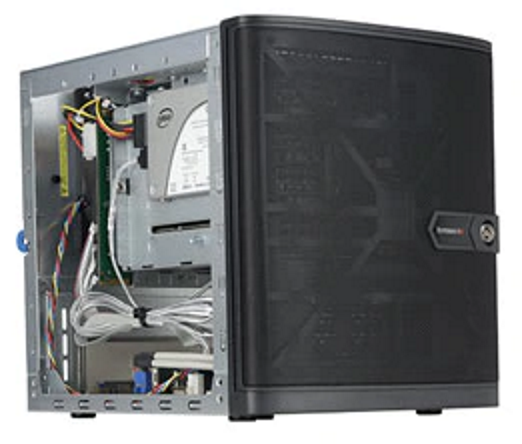 Supermicro SYS-5029A-2TN4 Mini-ITX Desktop Server