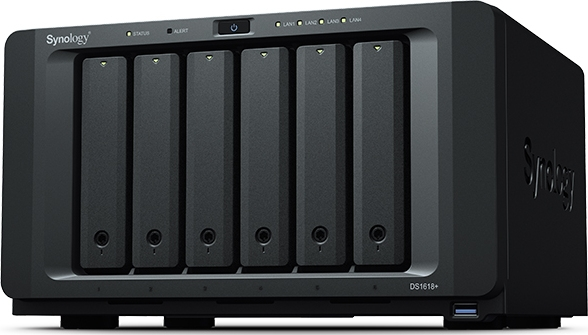 Synology Discstation DS1618+ NAS-Server