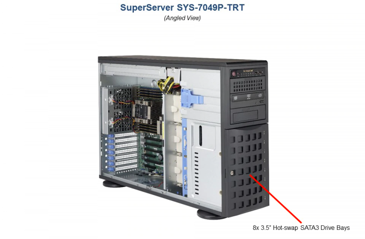 SYS-7049P-TRT Server