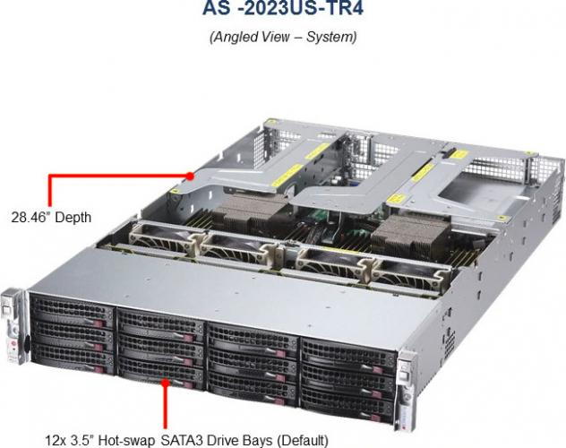AS-2023US-TR4 Server