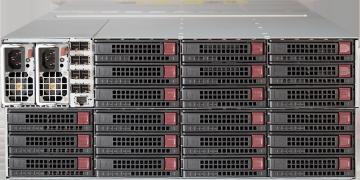 Backup Storage Server