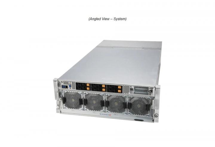 Supermicro AS-4124GO-NART 4U Power Supply