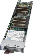 MBI-6219M-2N | Supermicro Dual Xeon MicroBlade