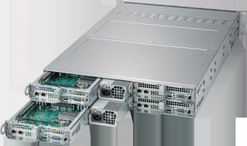 Supermicro TwinPro Server