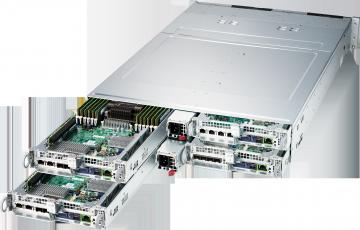 Cluster Server & Cluster Nodes