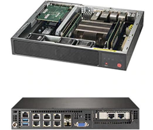 Supermicro Superserver SYS-E300-9D-8CN8TP Mini-ITX