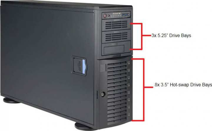 SYS-7049A-T Server