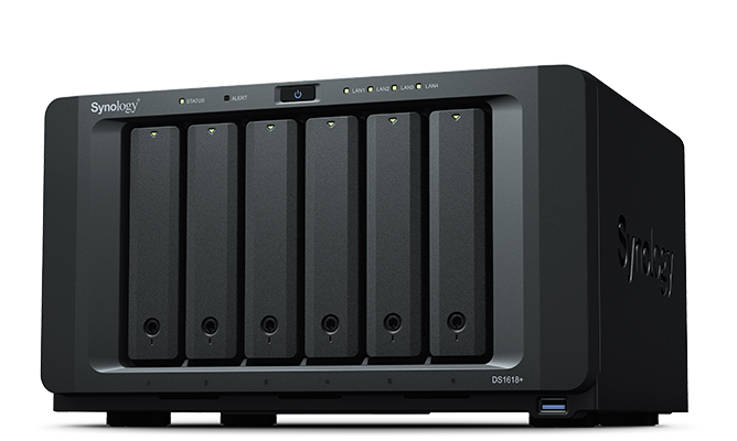 Synology DS1618+ NAS-Server