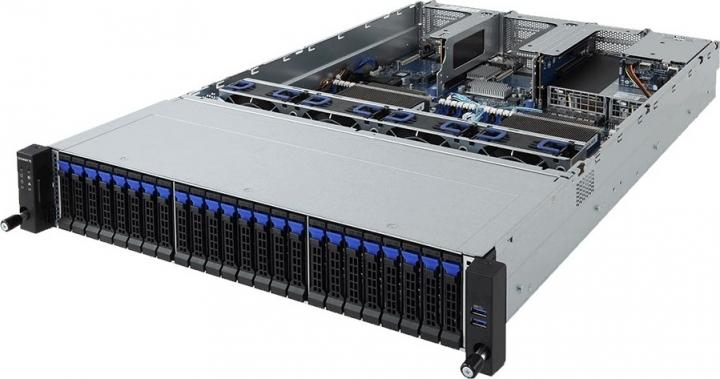 Gigabyte R281-T94 2HE ARM Server, Dual ThunderX