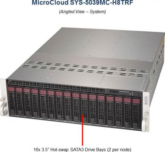 SYS-5039MC-H8TRF Server