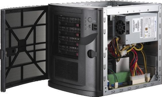 Supermicro SYS-5029C-T Mini-ITX Desktop Server