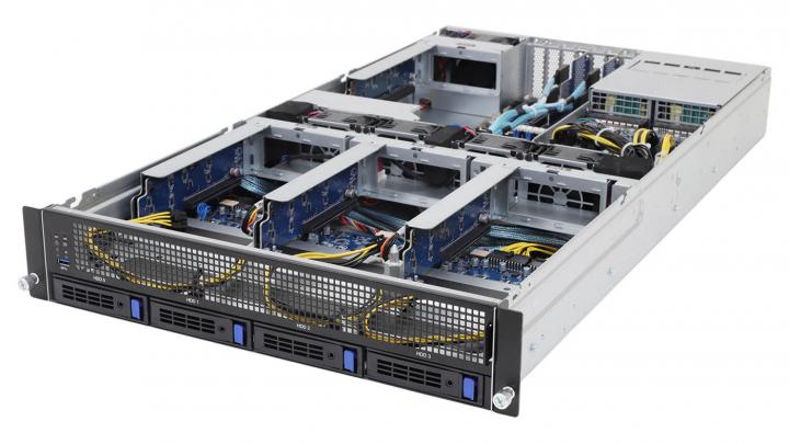 Gigabyte G242-P31 2U GPU Ampere Altra Q80-30