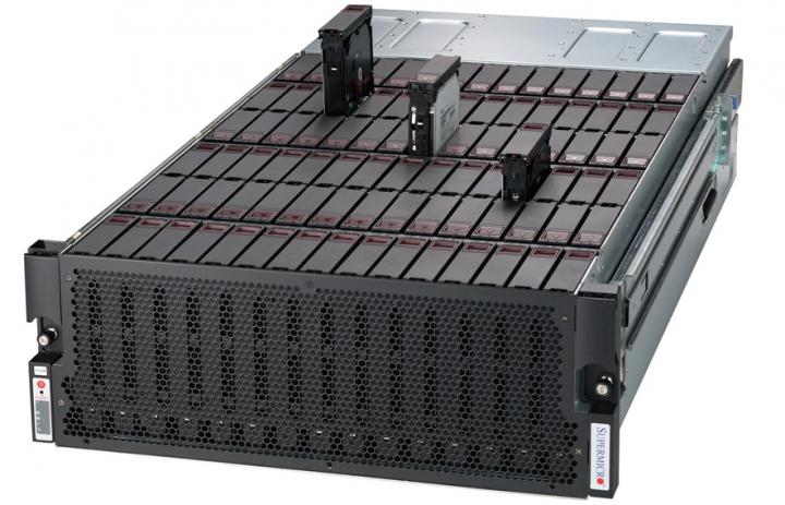 Supermicro CSE-946ED-R2KJBOD 4U Storage Dual Path