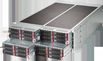 Supermicro FatTwin Server
