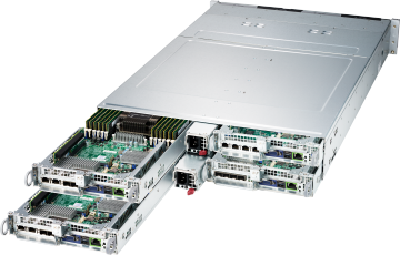 Supermicro BigTwin Server