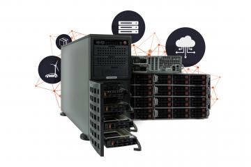 Server Konfigurator / Server konfigurieren