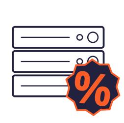 Server discount / server sale