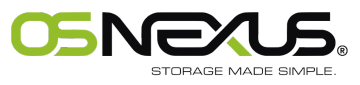 Osnexus Cloud Storage Appliance