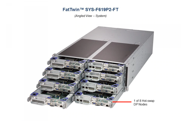 SYS-F619P2-FT Server