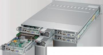 Supermicro Twin Server
