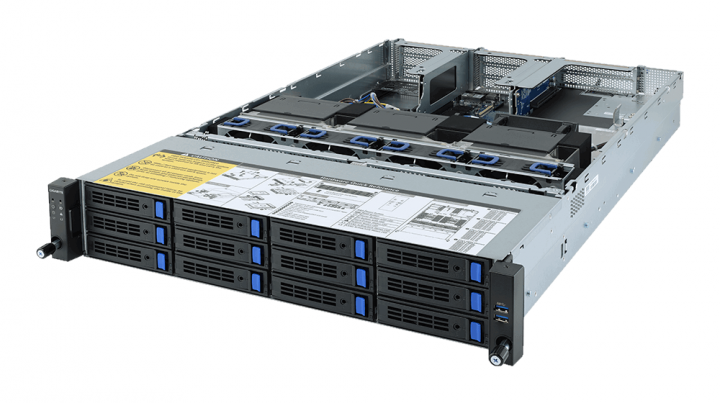 R282-Z93 Server