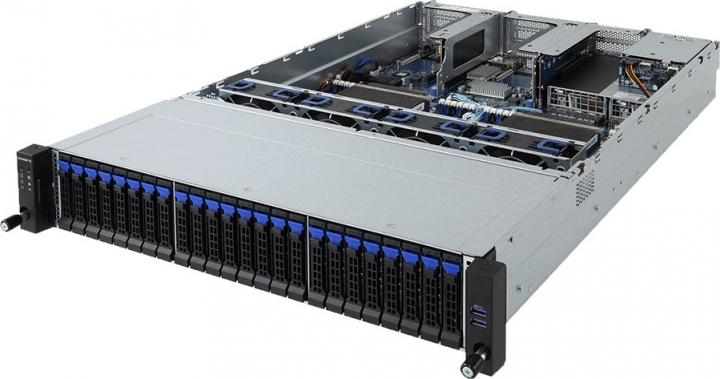 Gigabyte R281-T91 2HE Dual ThunderX ARM Server